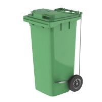 Контейнер 120 литров зеленый