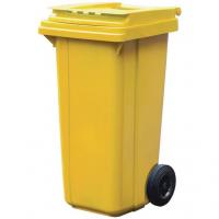 Контейнер 120 литров желтый