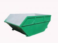 Бункер открытый 8 м3 зеленый